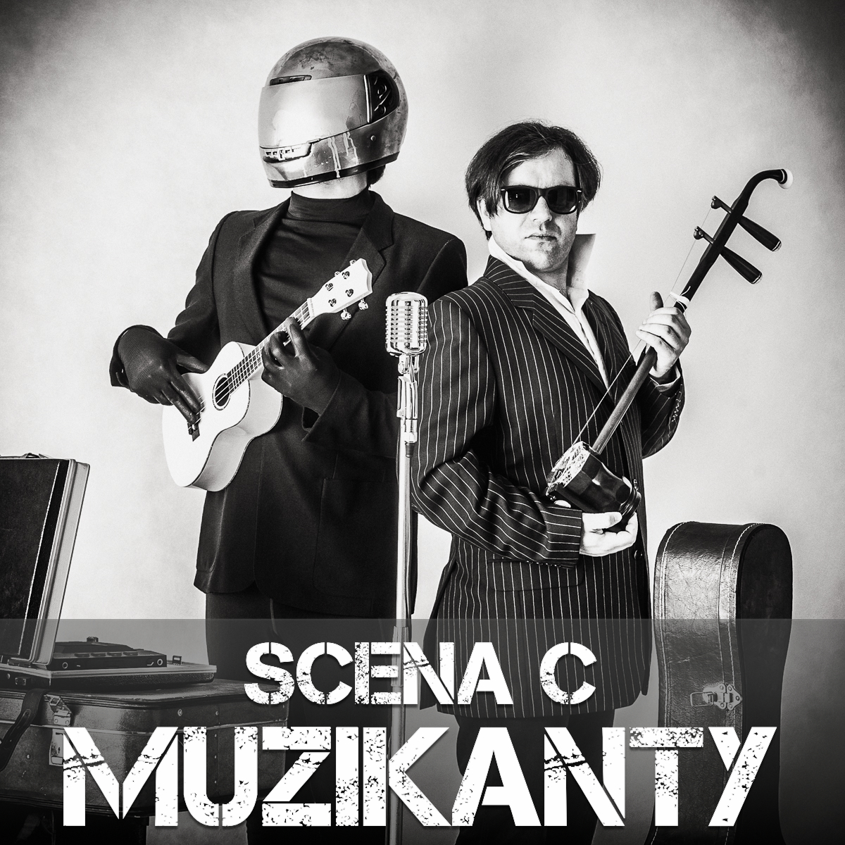 "scena c – ""muzikanty"""